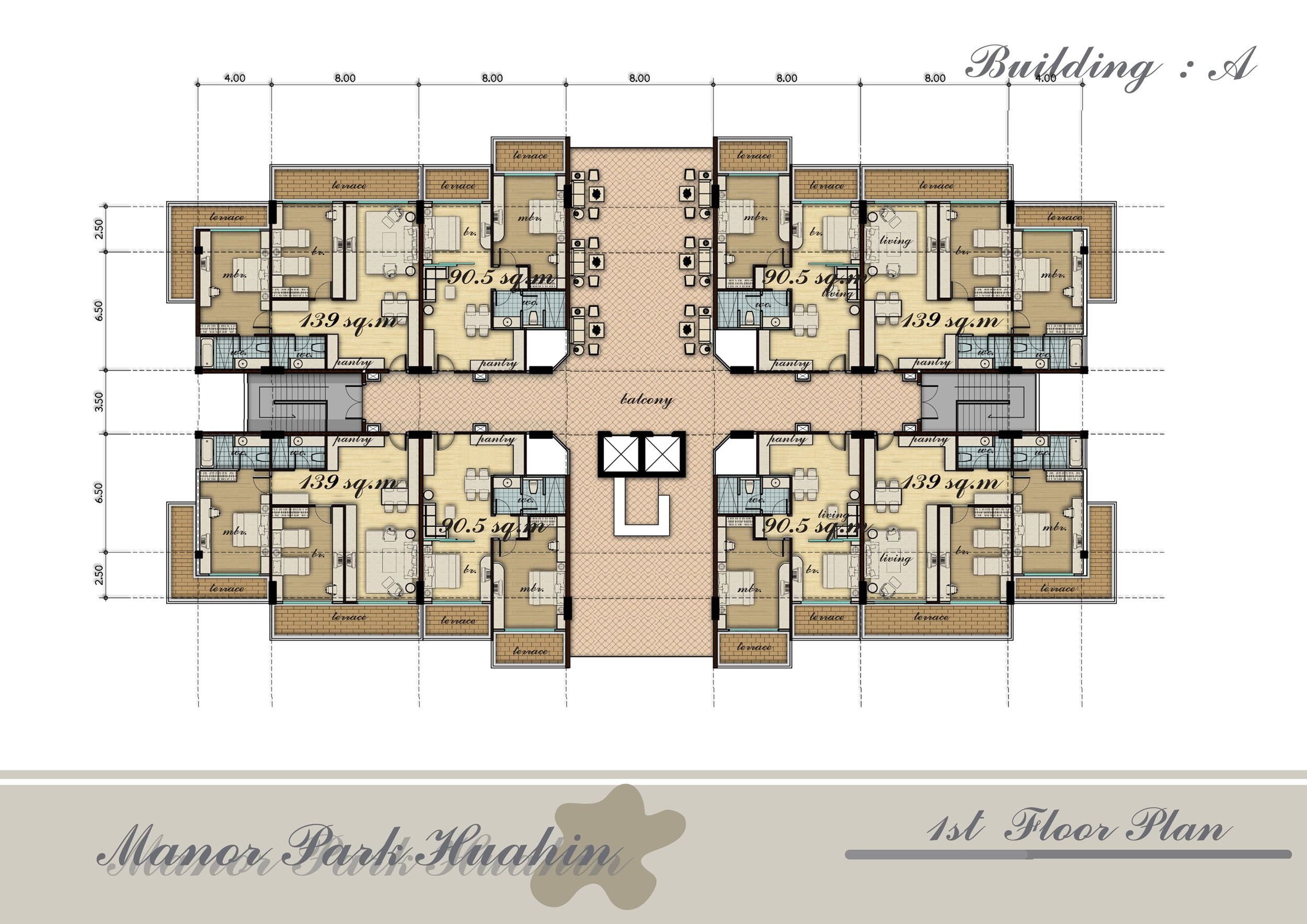 Apartment Building Floor Plans Amusing Painting Lighting Fresh In ...