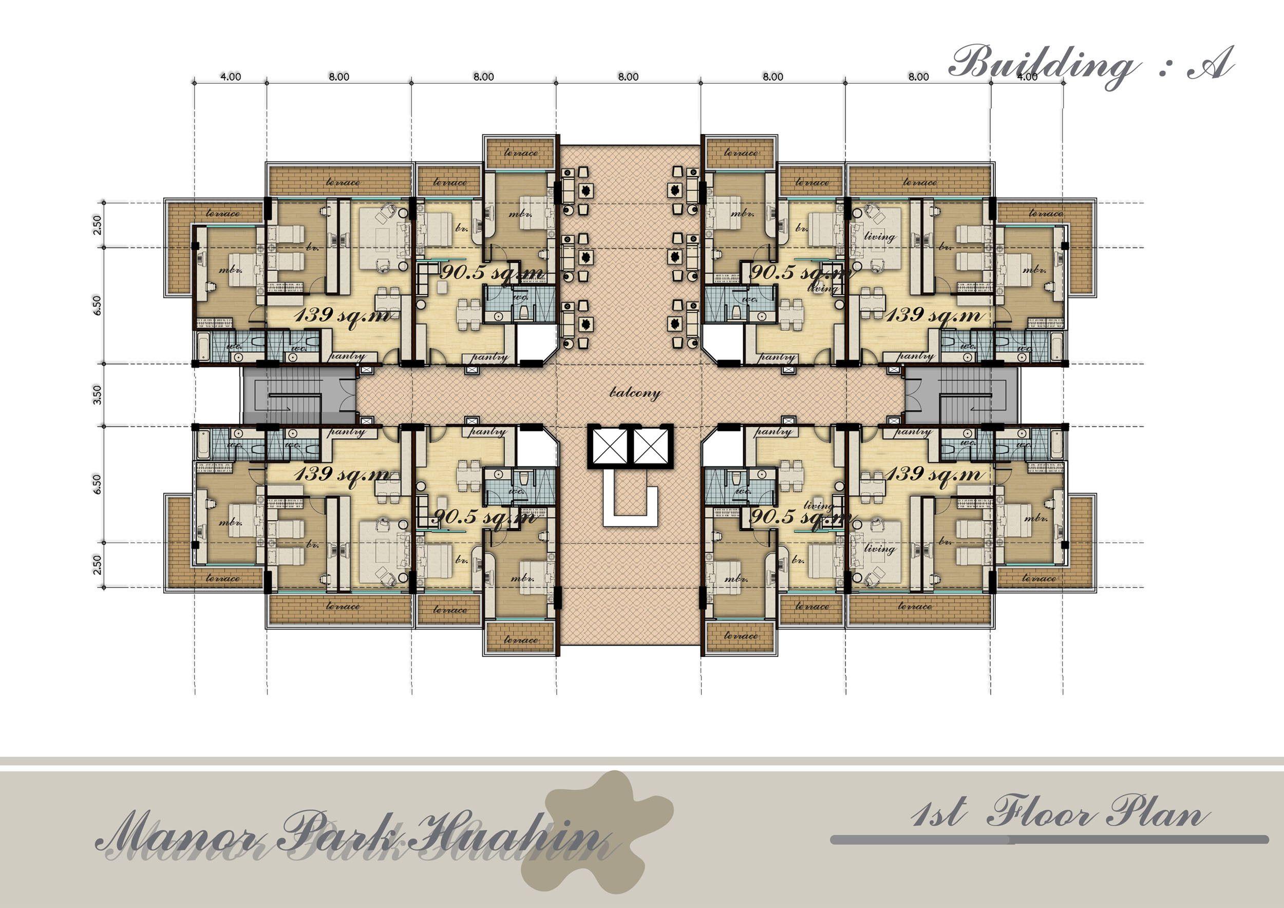 Apartment Building Floor Plans Building Layout Floor Plans