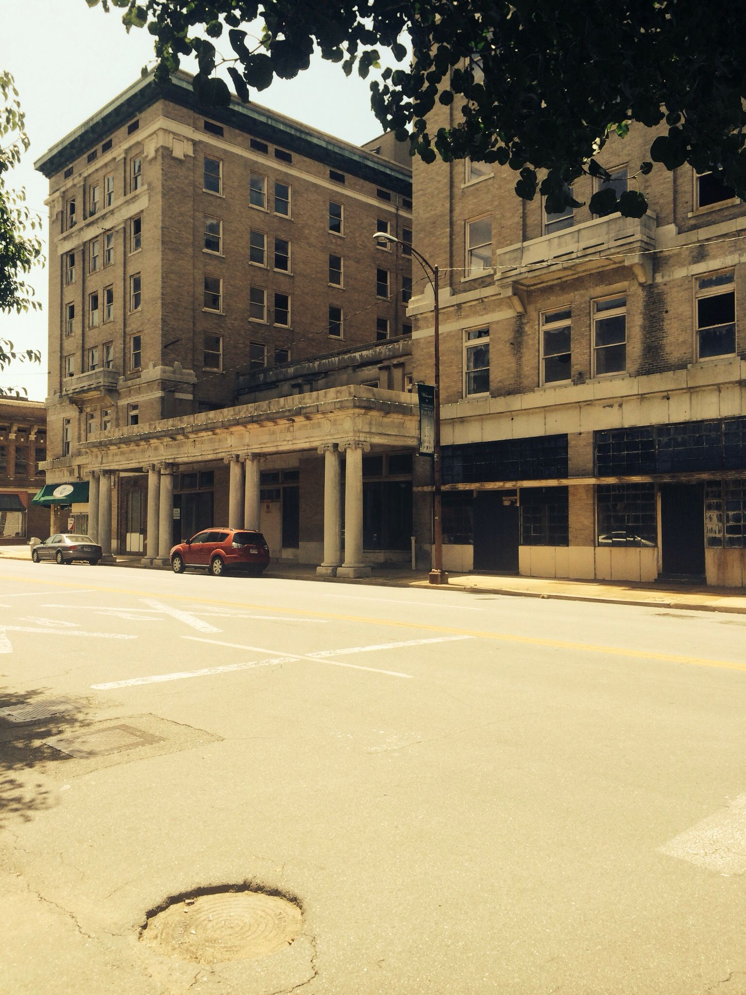 Pine Bluff Arkansas Hotels