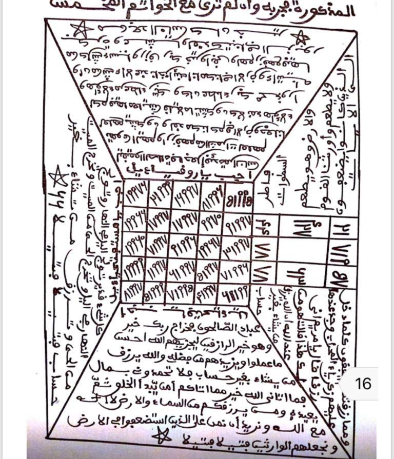 Recette Mystique Pour Richesse Zal Asrar La Yatakalamoune Mystique Richesse Et Livre De Magie