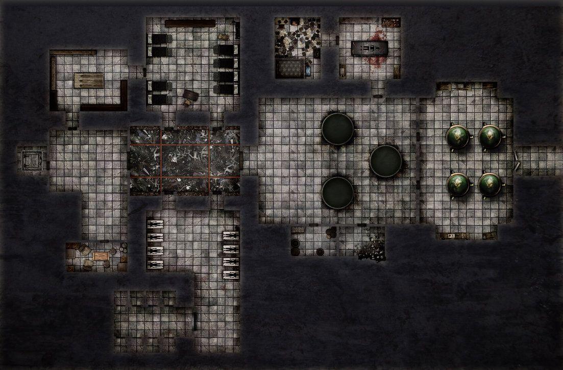 Urgathoa Map by Askren