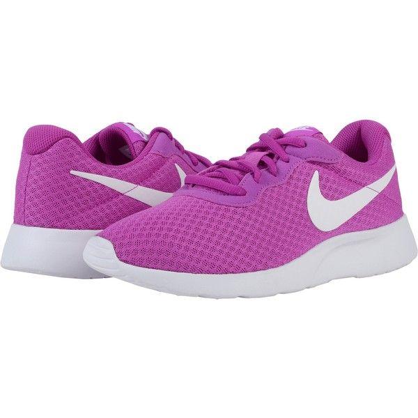 Nike Tanjun (Hyper Violet/White) Women