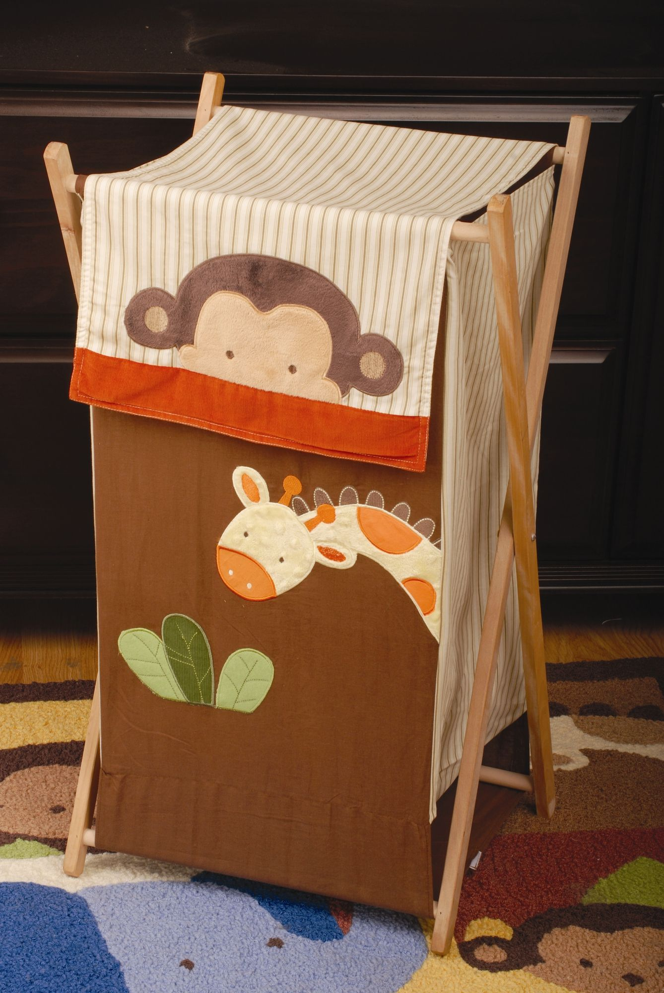 Kids Clothes Hamper Kids Line Jungle 123 Hamper Nursery Pinterest Hamper