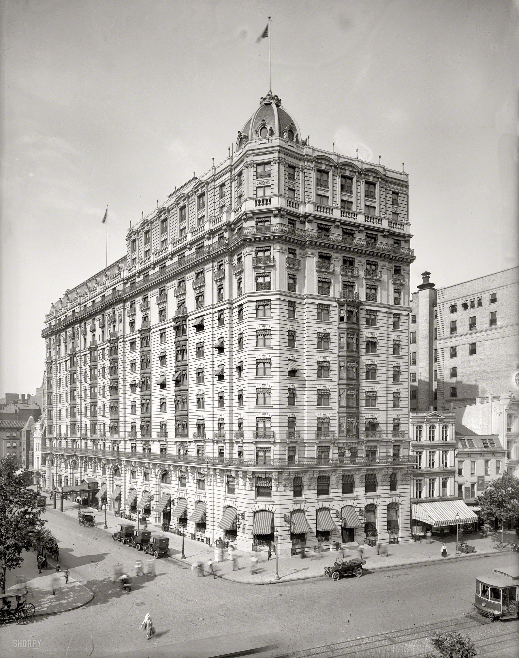 C 1920 the raleigh hotel at 12th street and for 1920s hotel decor