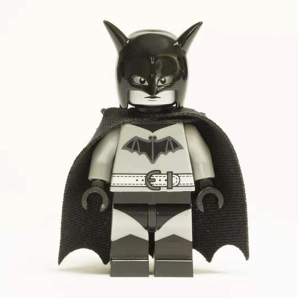 LEGO Custom PAD Printed Batman Beyond TV Show Joker Minifigure Minifig