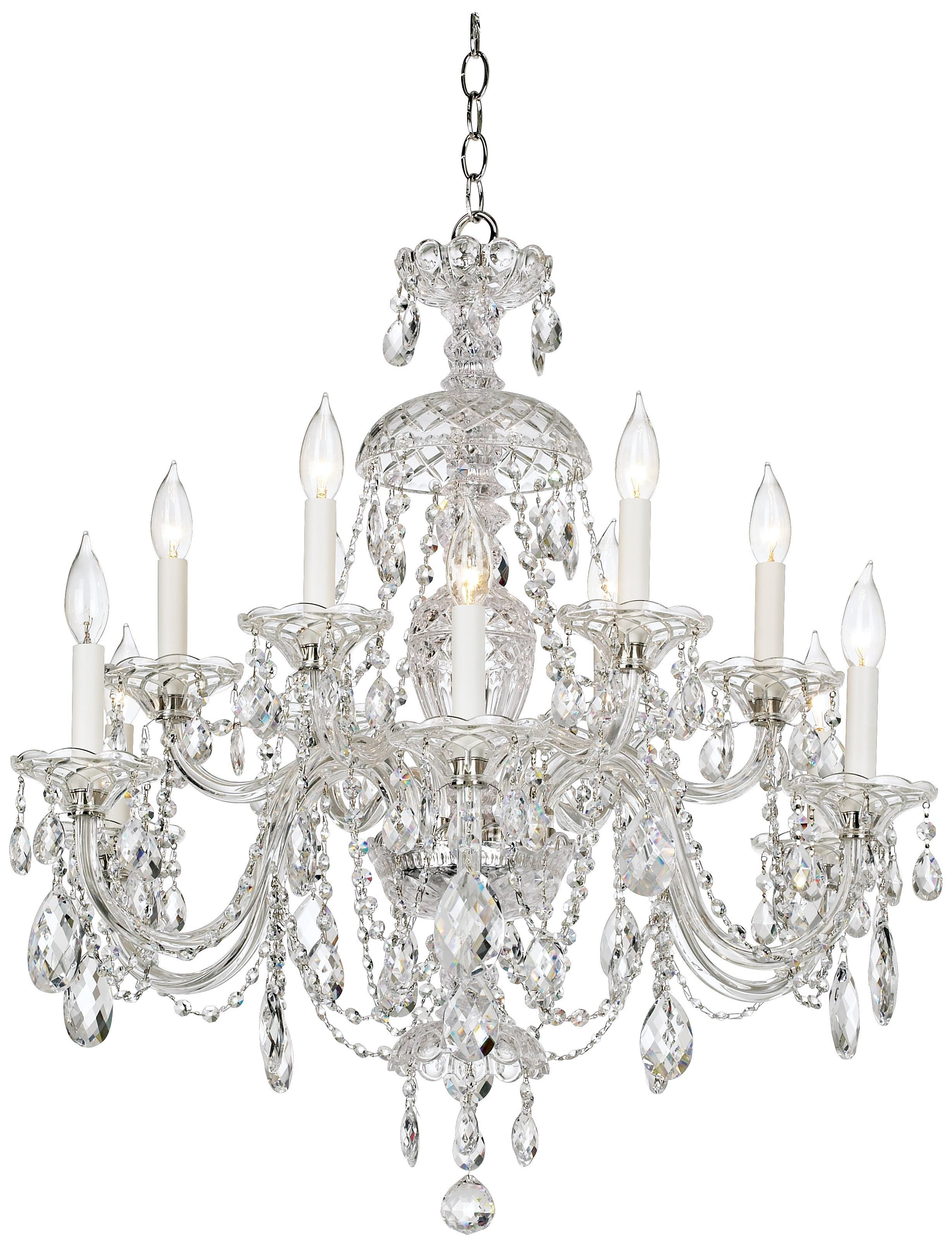 Crystal Chandeliers Ping Guide Photos Architectural Digest