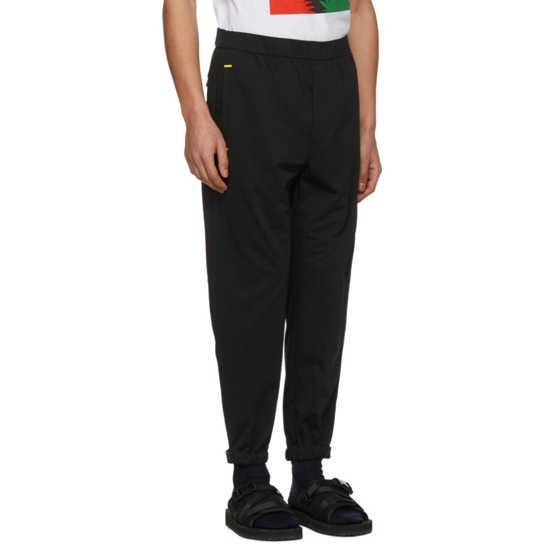 03bd331c731e Prada - Black   Yellow Tech Lounge Pants   DAYTRIP Pant Design ...