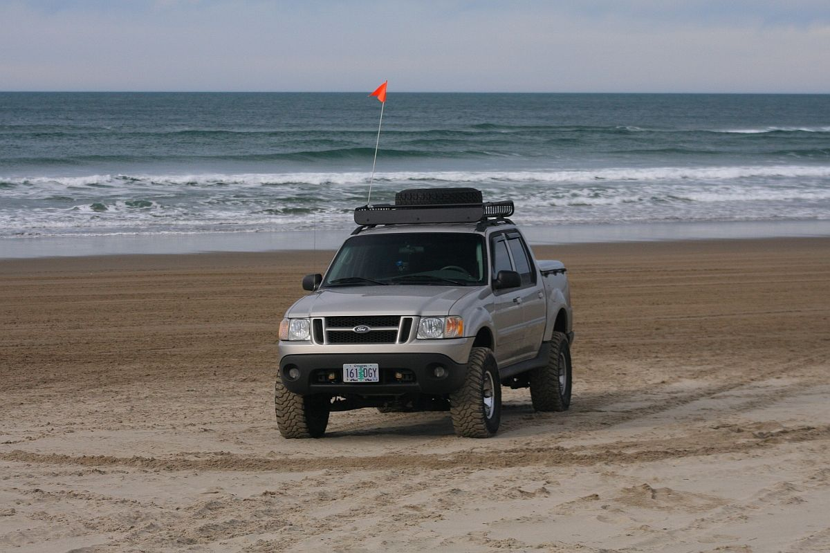 Explorer Sport Trac Roof Rack Google Search