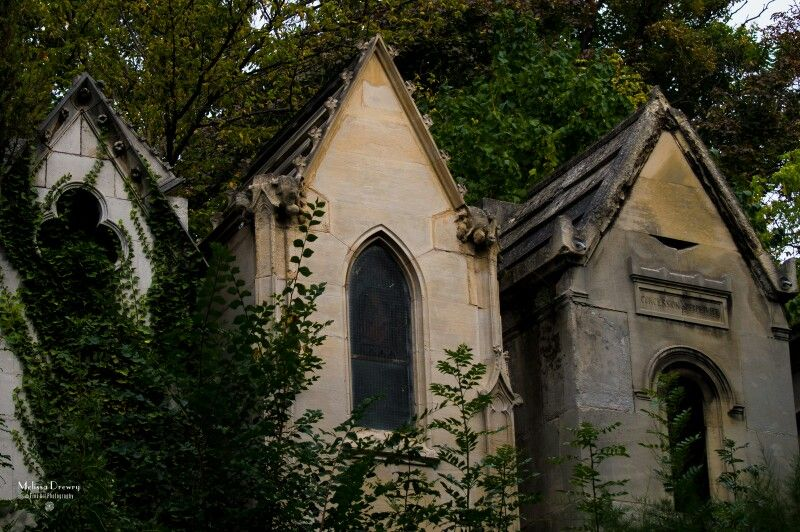 Pere LaChaise Cemetery, Paris on a warm autumn day in October 2013. https://www.facebook.com/Melissa.L.Drewry