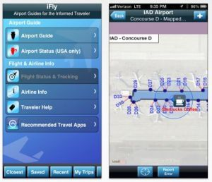 App Spotlight: Airport Guide helps you find your way