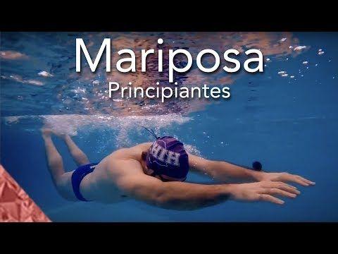 las 4 formas de natacion