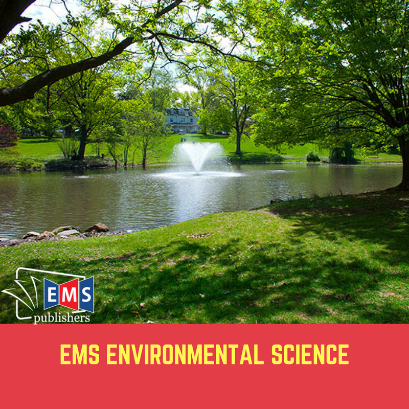 Pin by Emspublishersllcusa on EMS Journals Environmental