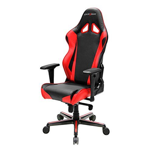 Dxracer Racing Bucket Seat Office Chair Gaming Ergonomic With Lumbar Support Black Violet