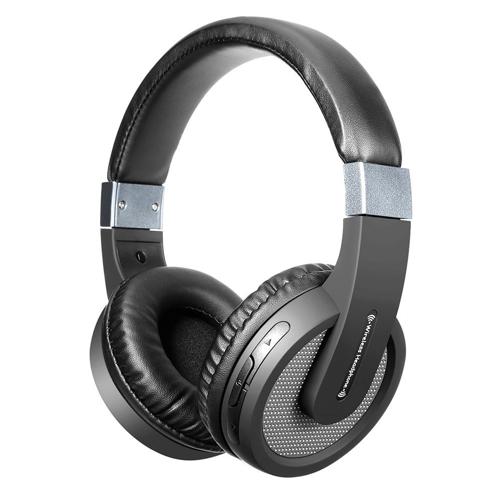 iNcool Bluetooth Headphones Over Ear Hi-Fi Stereo Wireless Headset ...
