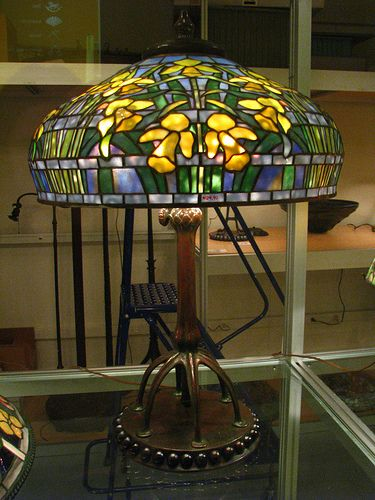 Tiffany Daffodil lamp | Lampes | Pinterest | Lampes ...