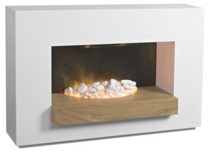 Blyss Carlisle Complete Electric Fire 5052931048311 Electric Fire Suites Electric Fires Fireplace Suites