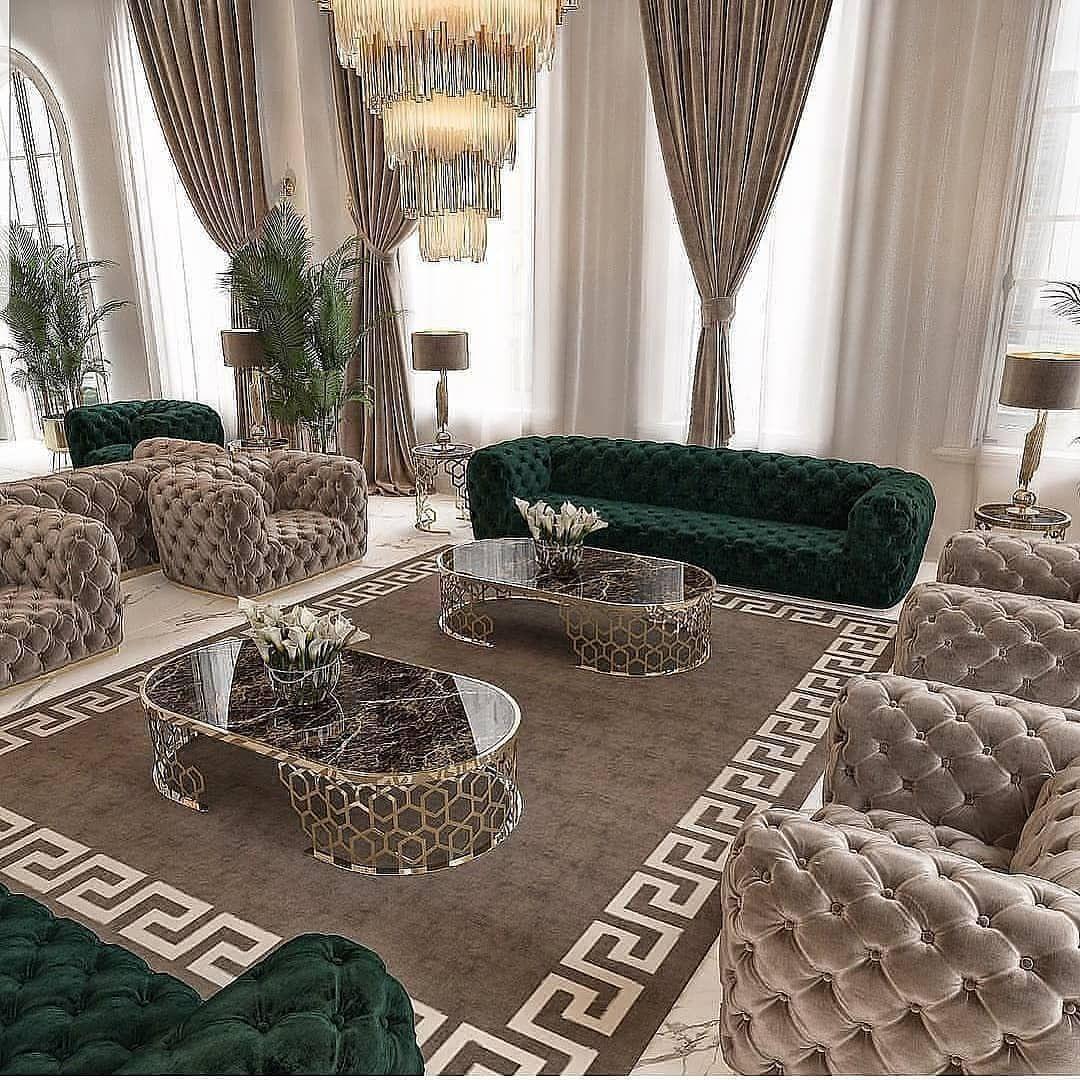 مفروشات دانة الشرق الخبر On Instagram لا تنظر وترحل فضلا وليس امر اترك تعليق بذكر آلل Modern Style Living Room Decor Luxury Living Room Living Room Designs