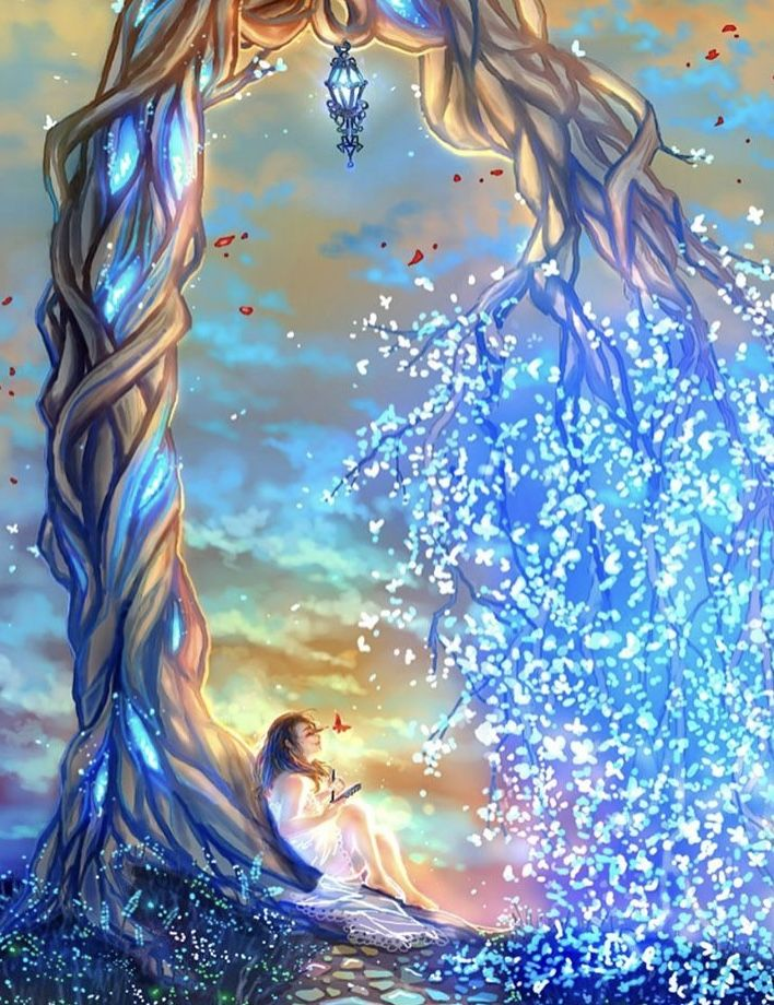 Pin by Nour Anous on Cute 6 Anime art fantasy, Art