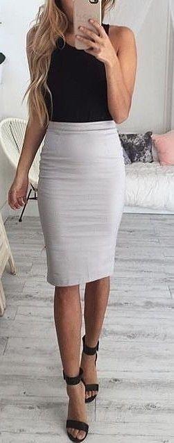 25 Hübsche Business-Outfit-Ideen für den Frühling – Diana B. – Business outfits