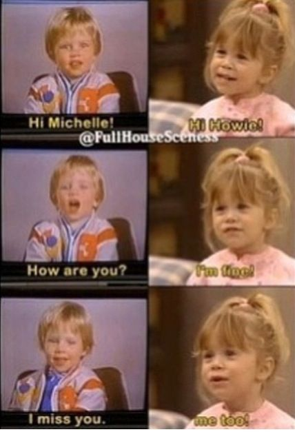 Full House Quotes Full House  Television  Pinterest  Full House House And Tvs