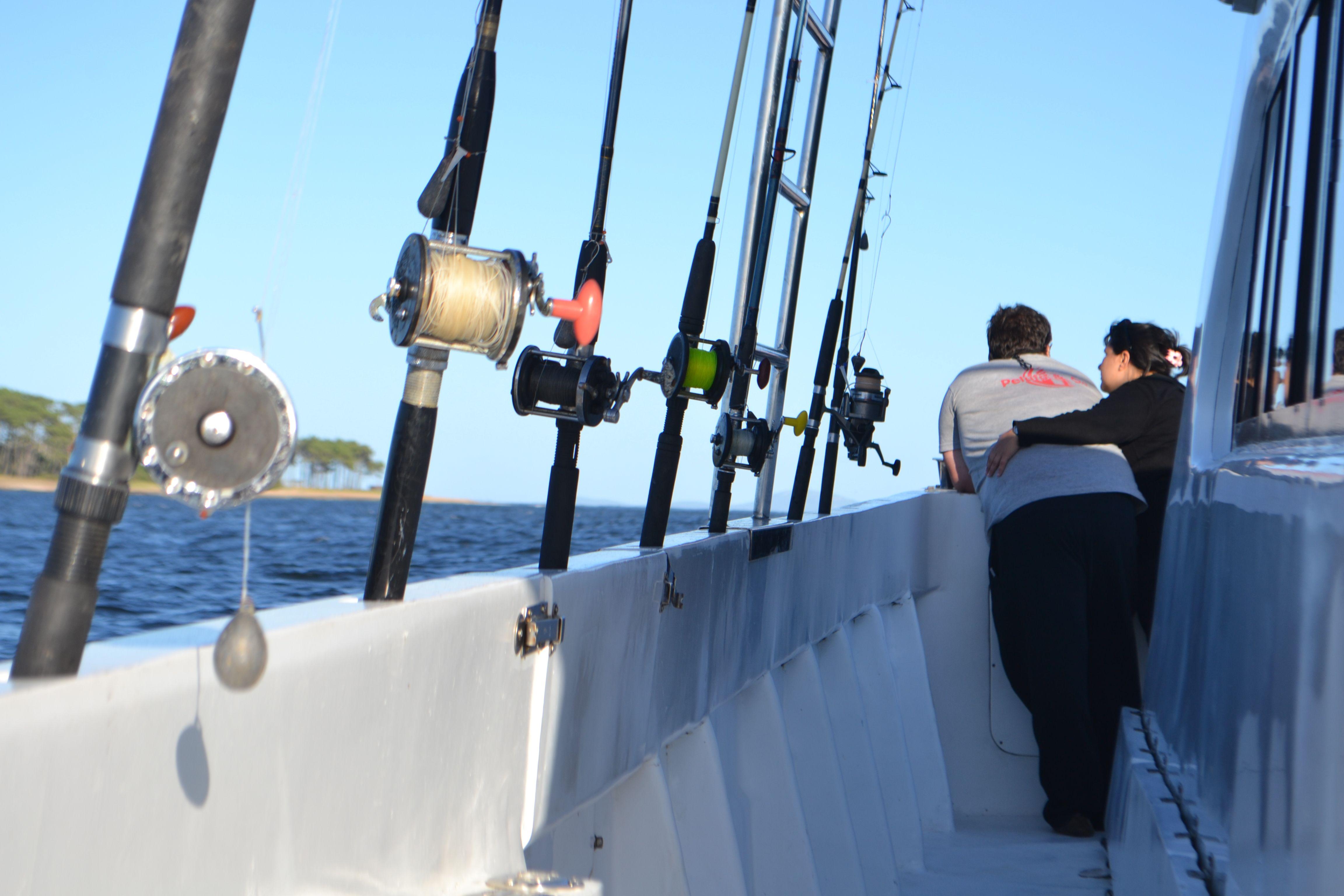 Jornadas de pesca deportiva para disfrutar junto a su familia y amigos!! Info o reservas: (+598) 91 487 088 www.nauticalevents.com.uy/contact/