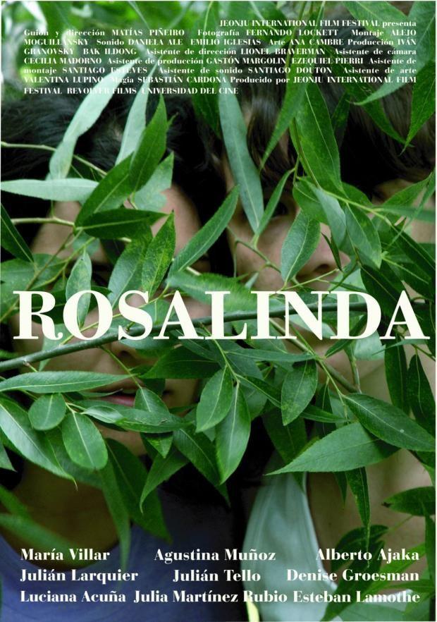 Rosalinda (2011), de Matías Piñeiro