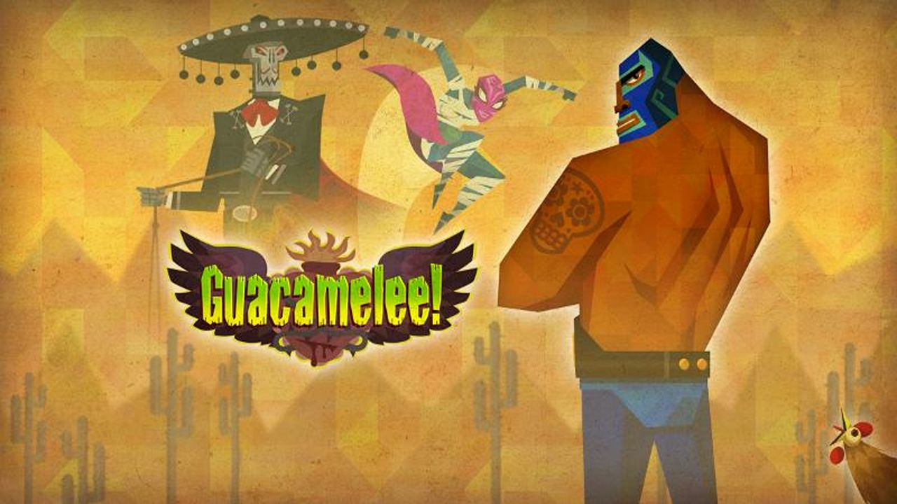 Guacamelee Jpg 1 280 720 Pixels Super Turbo Final Fantasy Xv Geek Games