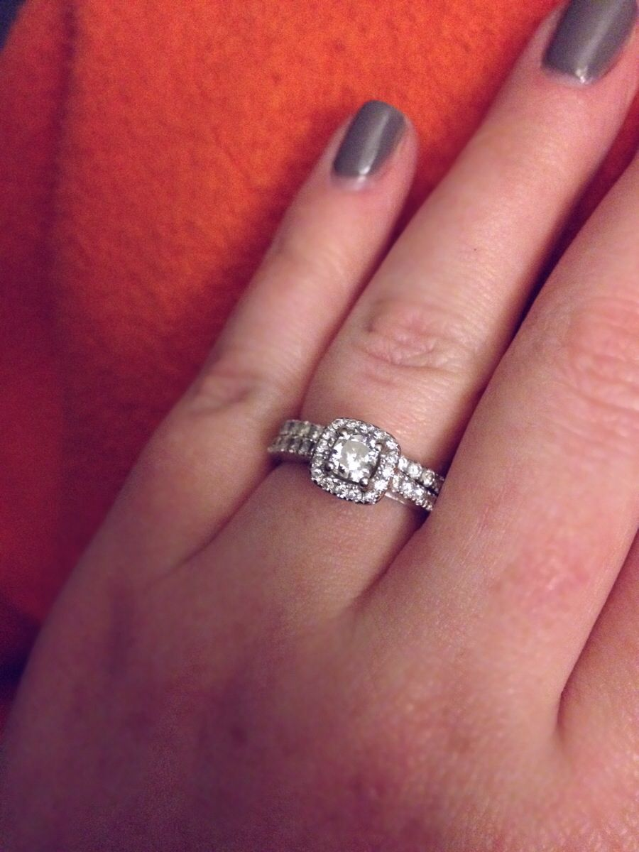 Dream ring from my dream guy. Vera Wang for Zales | Pinterst ...