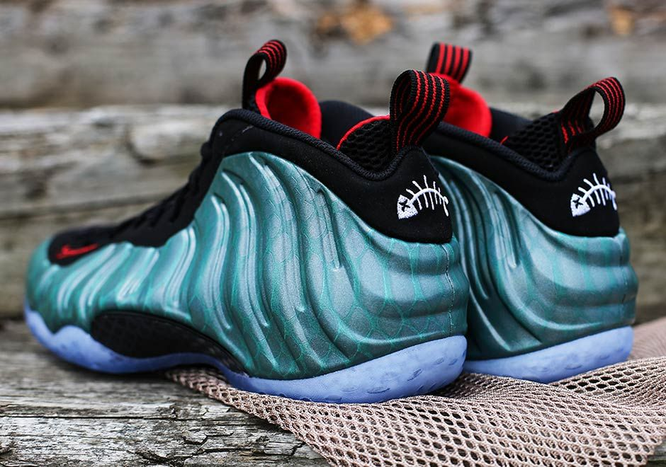 "newest collection b2cfb e6c37 Nike Air Foamposite One ""Gone Fishing"" -Release Date  Saturday, June 20th,  2015 -Price   250"