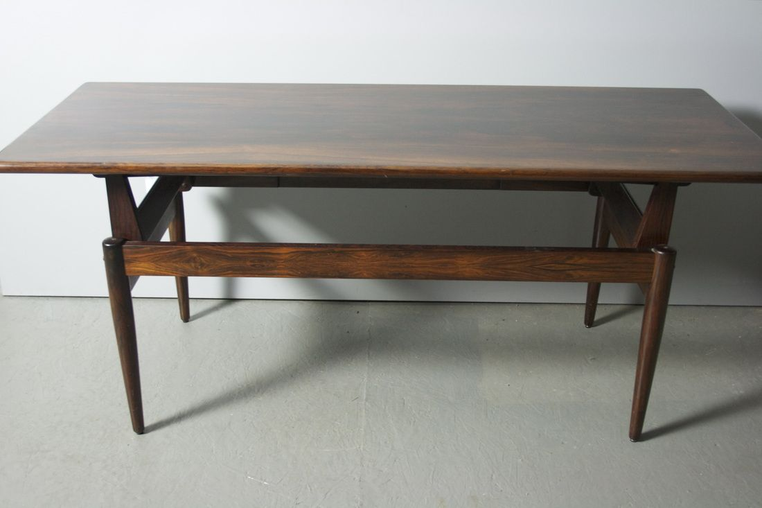 danish rosewood adjustable height coffee table  895 danish rosewood adjustable height coffee table  895   adjustable      rh   pinterest com