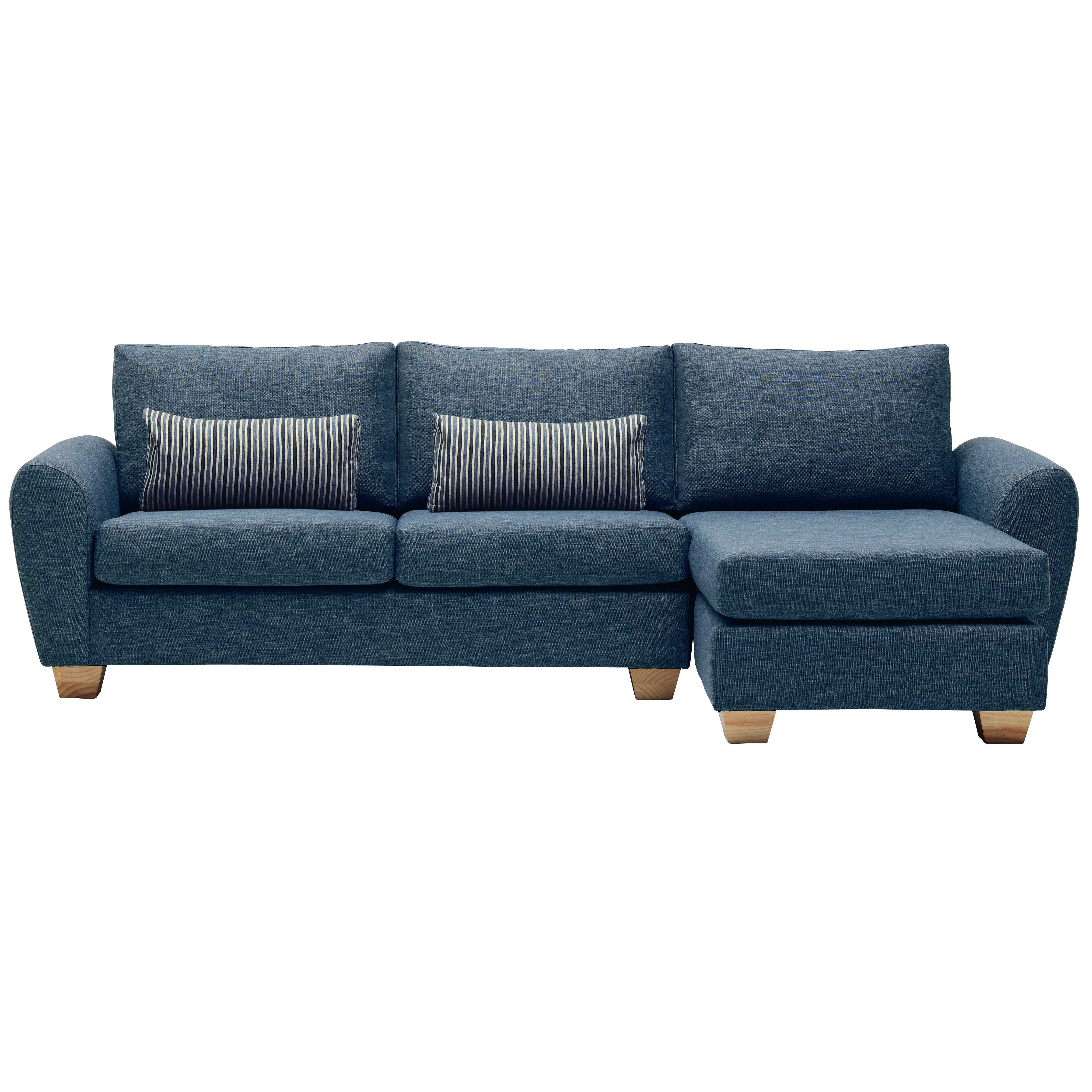 Options 2 5 Seater Fabric Sofa With Chaise Domayne Online Store