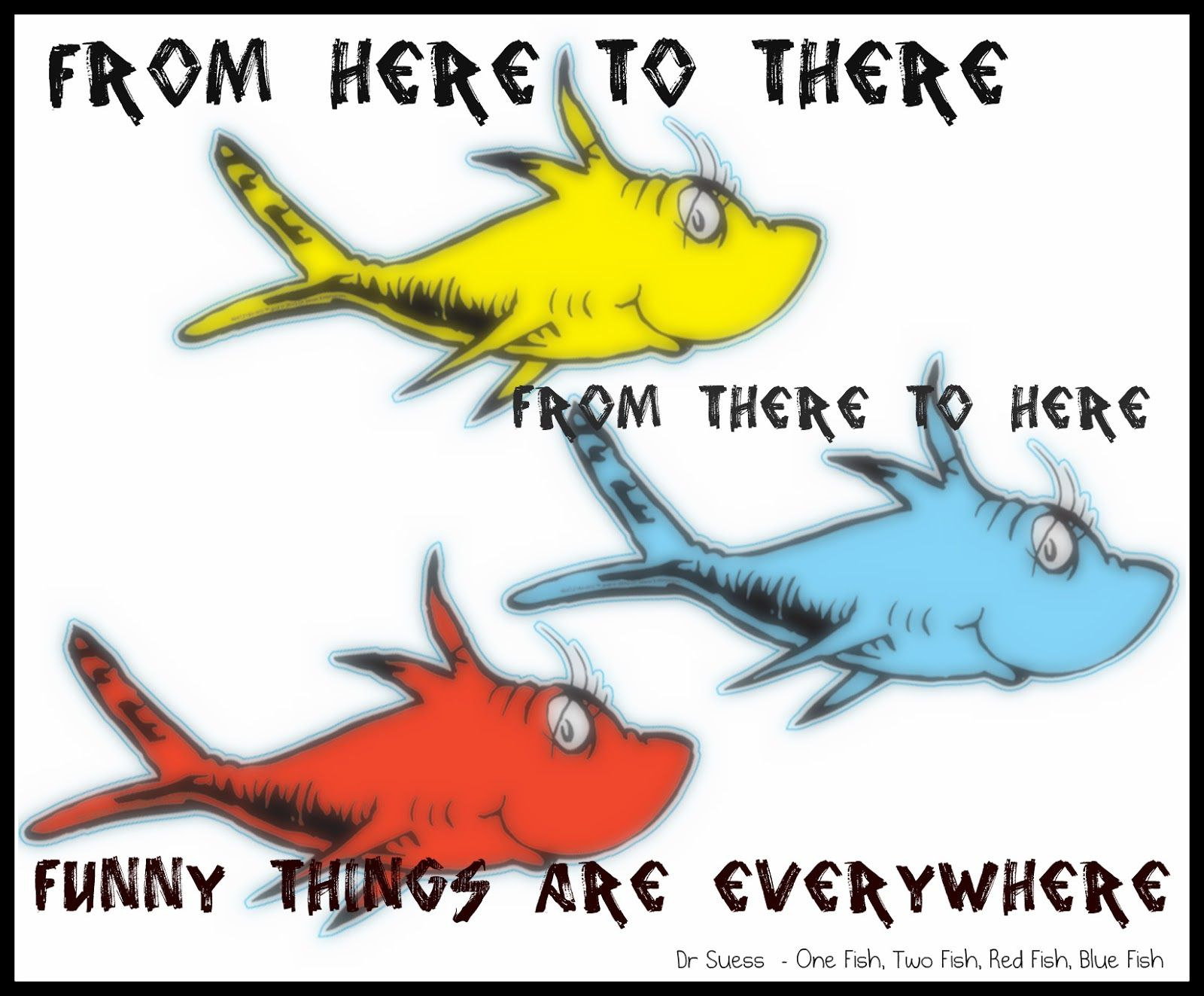 dr seuss quote print the more that you read the by lolaslagniappe