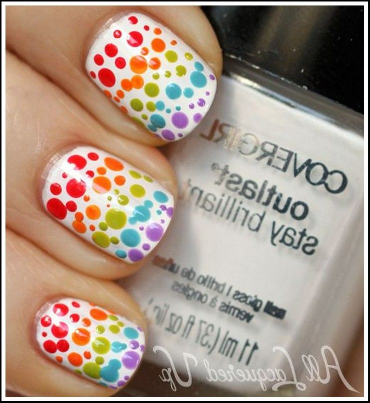 Simple Easy Nail Art Designs For Beginners Step By Step Make Up