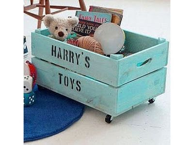 caixa brinquedo