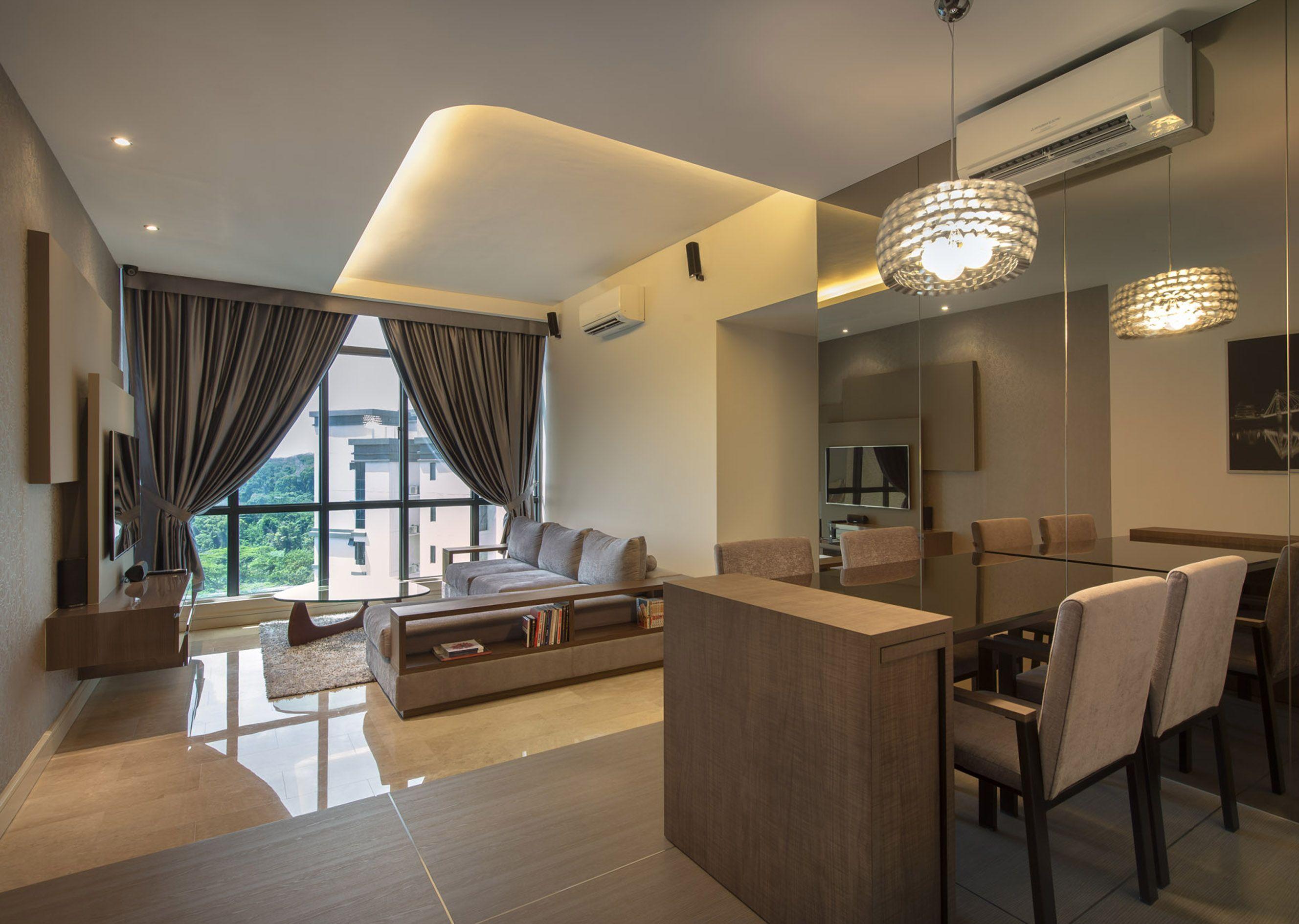 good renovation design #5: bedroom renovation singapore