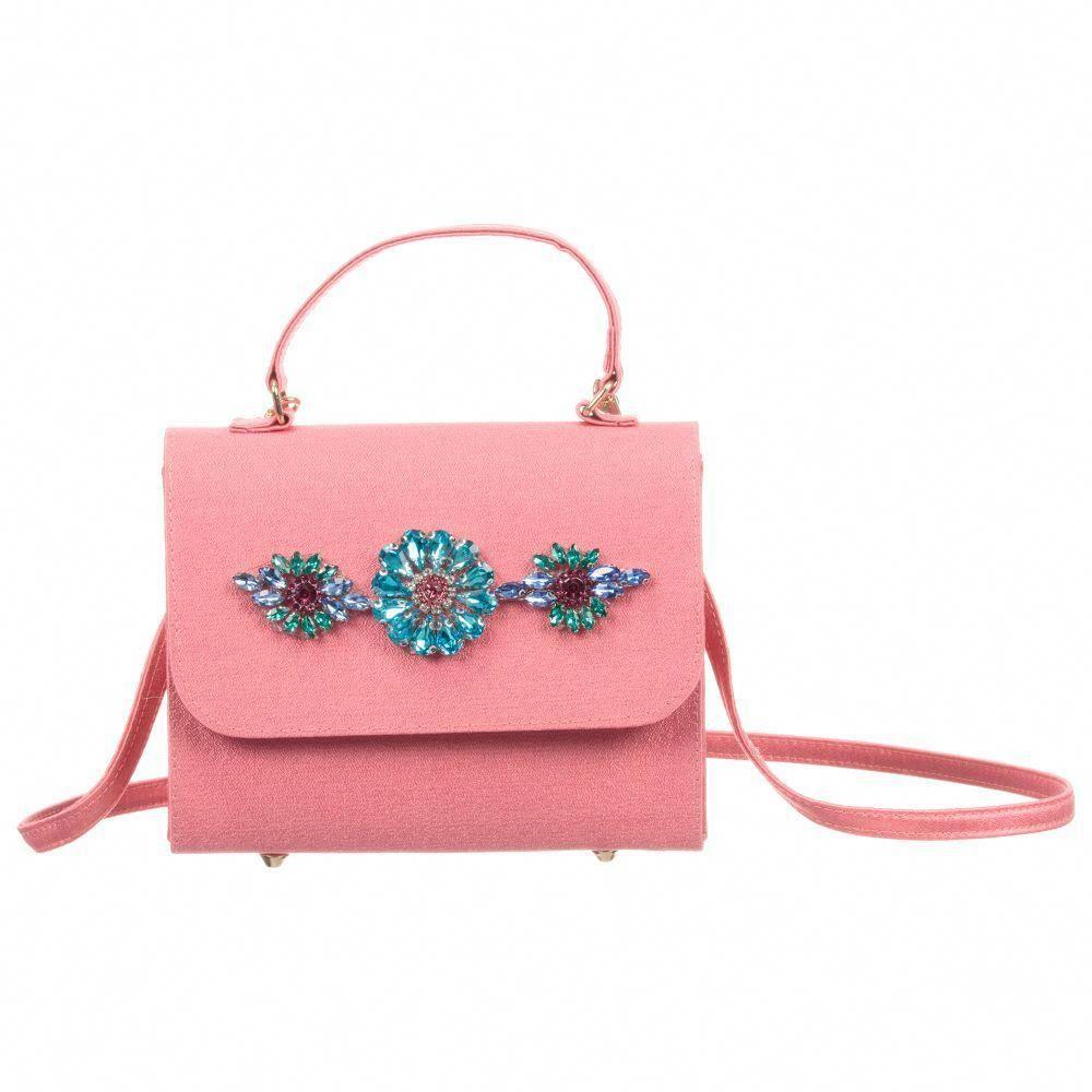 4a6b71be61 Mi Mi Sol - Girls Pink Handbag (16cm)
