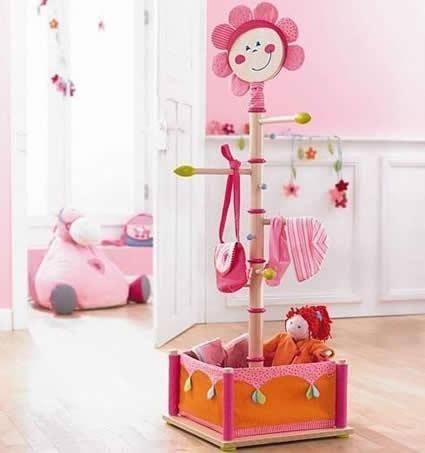 bienes de conveniencia elige lo último gran descuento Percheros para niñas | casa | Percheros para niños, Muebles ...