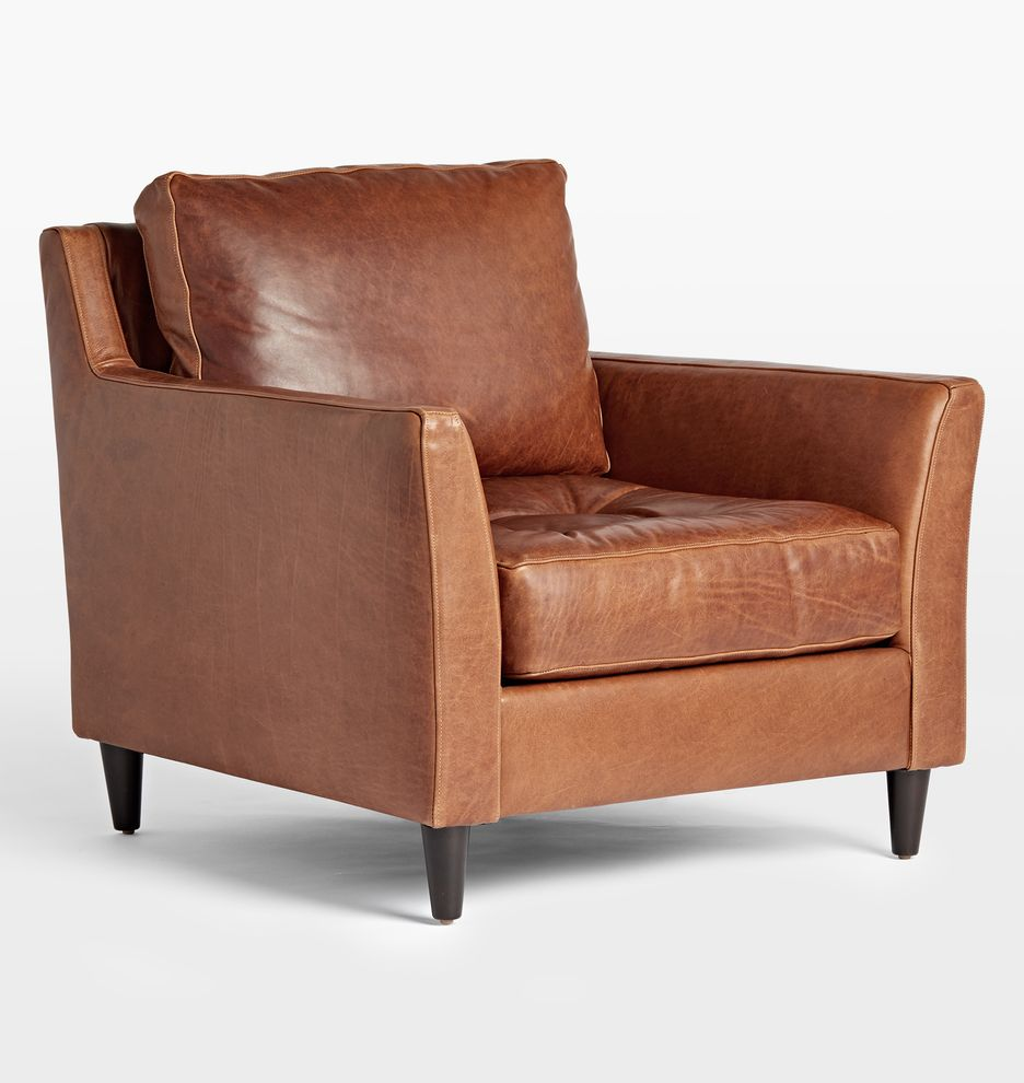 Hastings Leather Chair Rejuvenation Leather Chair Living Room Chairs Furniture Leather chairs for living room