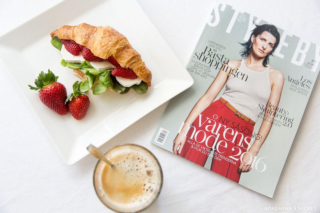 Breakfast I Weekend I Coffee I Croissant I Styleby