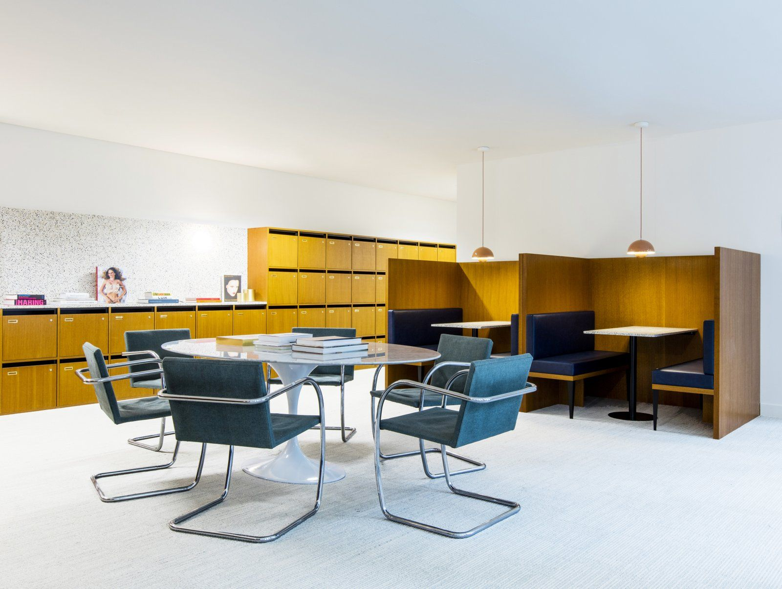 Office tour: the bureau coworking offices u2013 paris offices pinterest