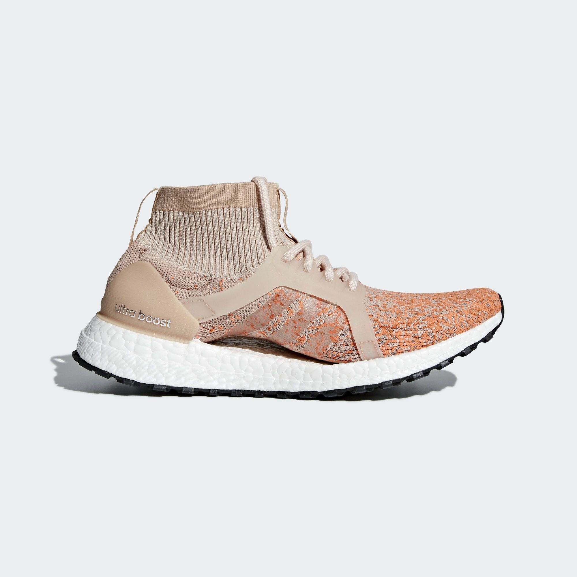 reputable site 91ca7 d8f2c These women s neutral running shoes are ready for anything. A  water-repellent adidas Primeknit upper protects in wet conditions, while  the high collar acts ...