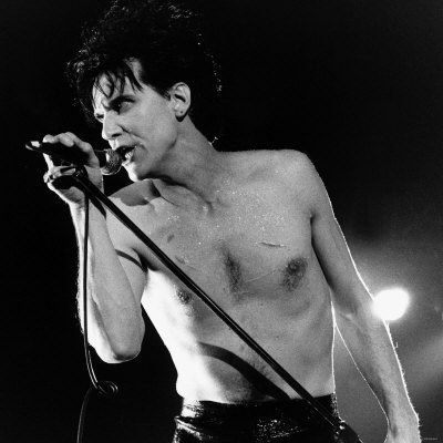 Lux Interior (The Cramps) So Glad I Got To See Them.