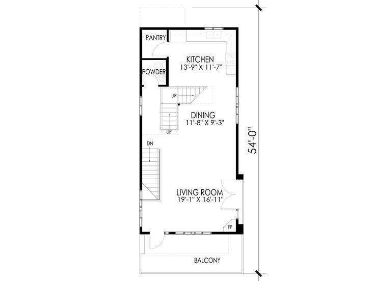 1st floor plan modern farmhouse plans how to plan