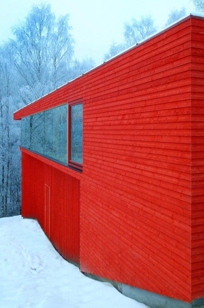 #red house / jva: #vitaminic anche all'#esterno!
