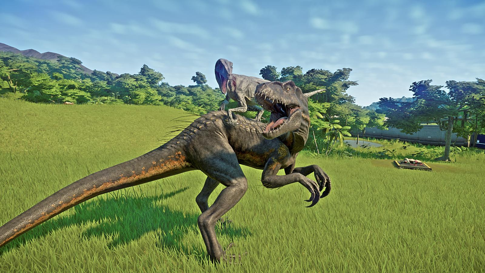 Jurassic World · Evolutionary Dinosaurs Jurassic world