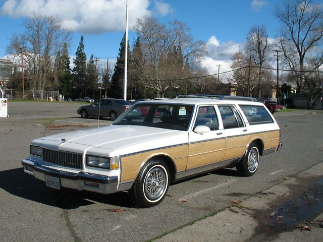 Our Family Car Chevy Caprice Classic Station Wagon Chevrolet