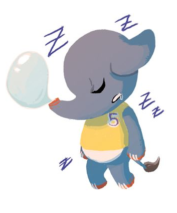 Elephant from AC!