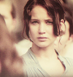 Katniss Everdeen. I think I pin far too many Hunger Games things for my own good.