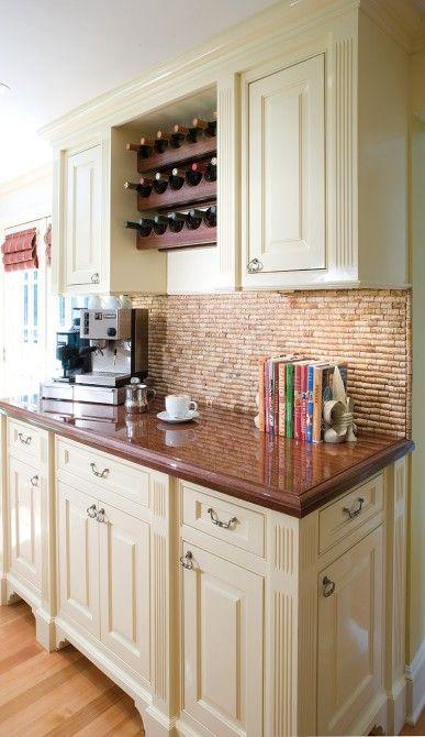 Cool Backsplash Wine Cork Diy Crafts Diy Kitchen Backsplash Wine Cork Crafts