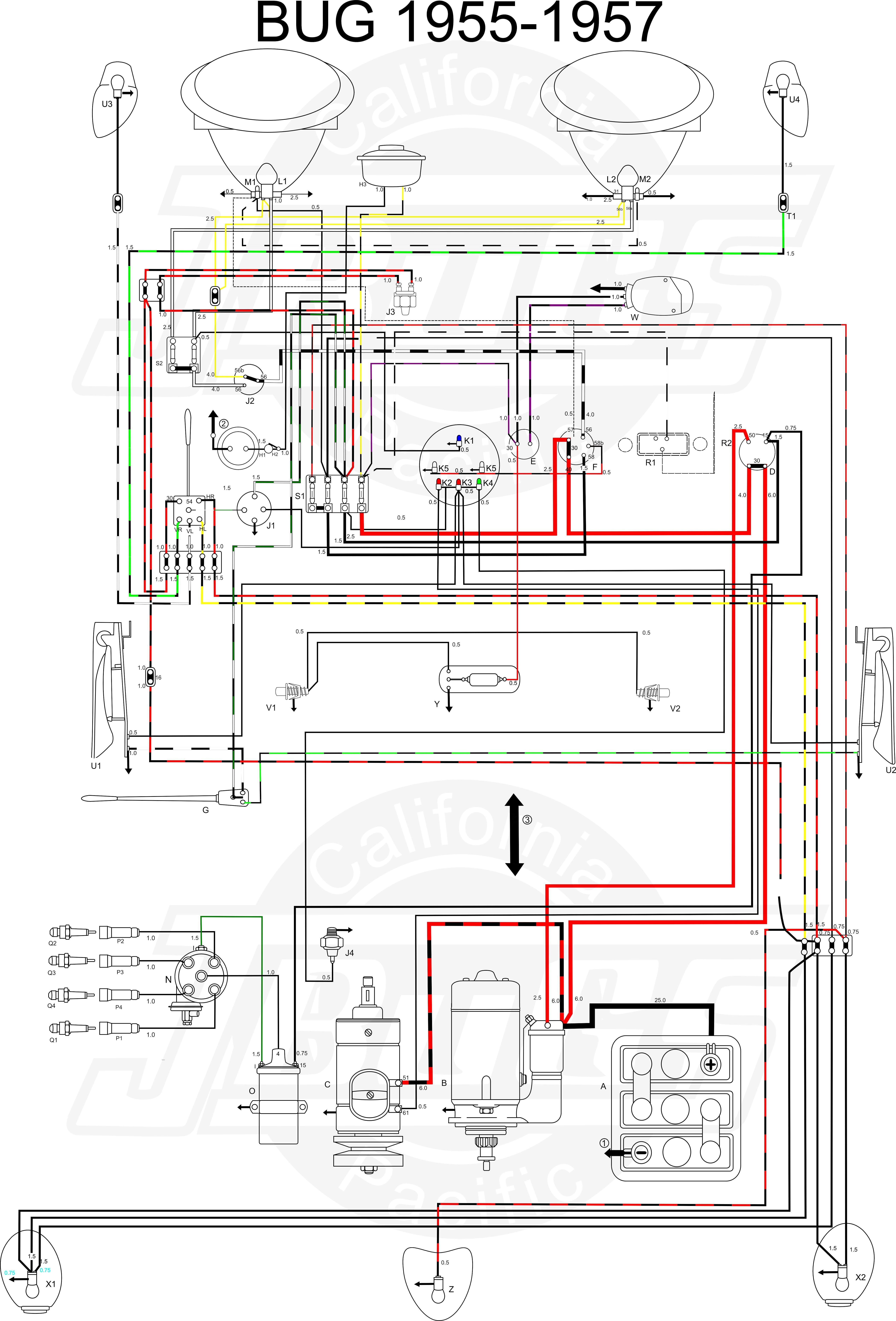Elegant Vw Sand Rail Wiring Diagram In 2020 Sand Rail Dune Buggy Vw Dune Buggy